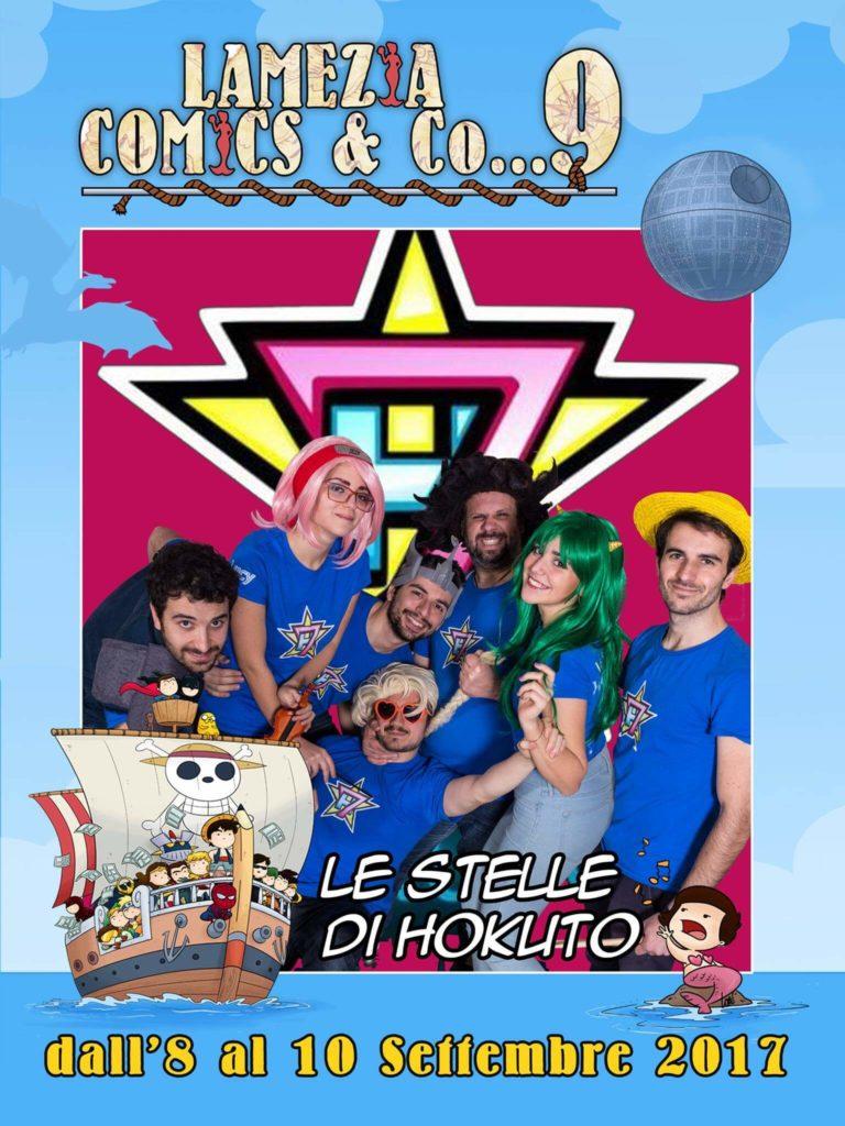 le stelle di hokuto lamezia comics 2017 spettacolo e musicaottimizzato