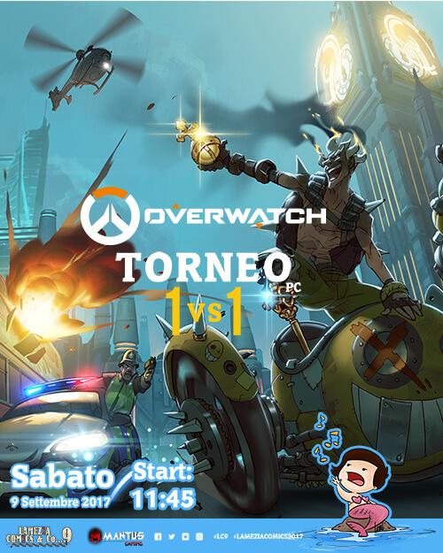 overwatch 1vs1