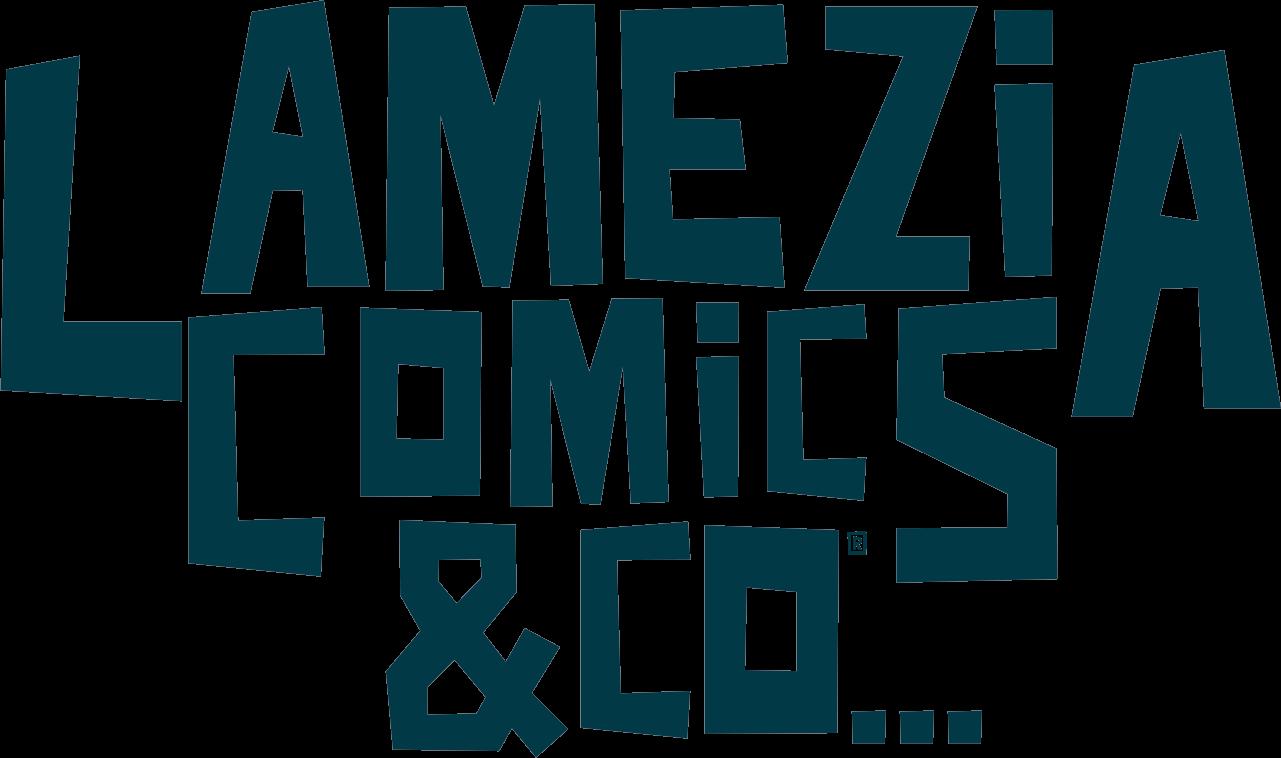 lamezia comics 2018 logo