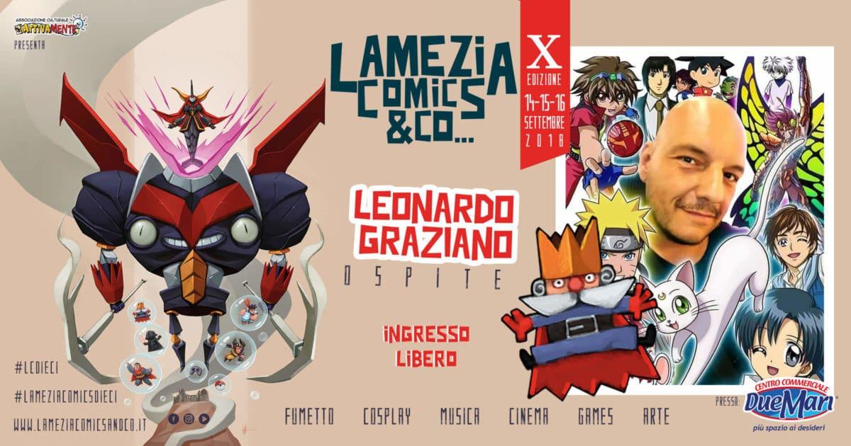 post sito- Leonardo Graziano